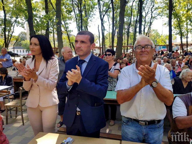 Дом за възрастни хора и два нови пенсионерски клуба откриват в Девня