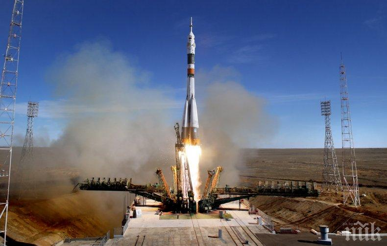 ВЪОРЪЖЕНИЕ: Руските космонавти вече с пистолети