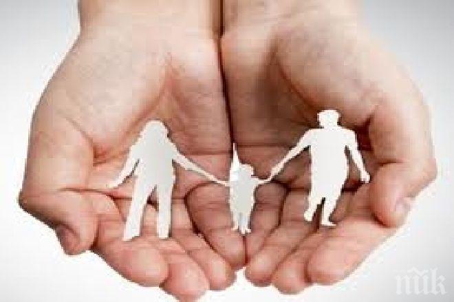 КРИЗА: От 253 изоставени деца, едва 41 са осиновени