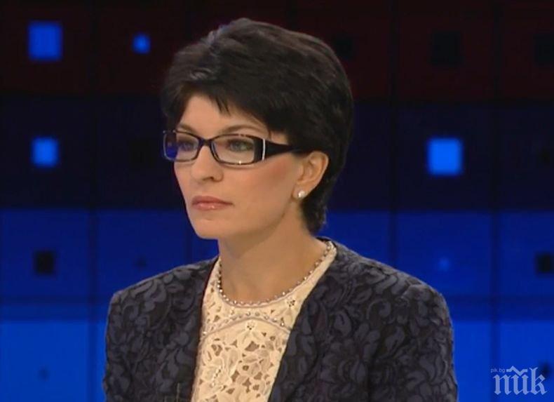 Десислава Атанасова: Съкратеното съдебно следствие ще бъде отменено