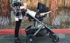 Арестуваха жена с 6000 долара на монети в бебешка количка (СНИМКА)