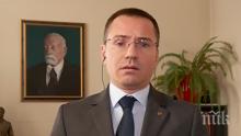РАЗБИВАЩО! Джамбазки изригна: Искам уволнението и оставката на съдия Калпакчиев! Той взе едно нагло политическо решение