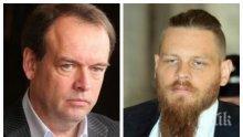 Бащата на убития Андрей Монов съсипан след освобождаването на Полфрийман. Христо Монов пред ПИК: Нека тримата съдии застанат с лицата си...