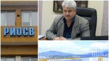 """Директорът на """"Топлофикация Перник"""" инж. Любомир Спасов с остър коментар за обгазяването на града от """"Стомана индъстри"""": Най-сетне стана ясно, че не ние сме виновници за неприятните миризми"""