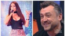 ЗАД КУЛИСИТЕ: Алисия в гореща връзка с Любо Киров