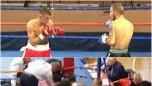СТРАШНА ТРАГЕДИЯ: Вижте как се стигна до смъртта на българския боксьор в Албания (ВИДЕО)