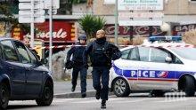 АТЕНТАТ: Жена стреля по улиците на Лион