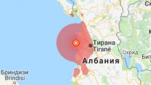 ОТ ПОСЛЕДНИТЕ МИНУТИ: 5,8 по Рихтер разтресе Албания