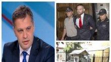 ГОРЕЩА ТЕМА! Александър Сиди: Освобождаването на Джок Полфрийман е нелогично и чудовищно