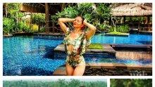 ПЕРИПЕТИИ: Обраха Райна на остров Бали - ето какво ловкият крадец задигна от фолкаджийката...
