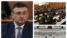 ИЗВЪНРЕДНО В ПИК TV: Младен Маринов проговори за разследването на ПИК за унижението на МВР да се извиняват заради ареста на пиян ругател: Тече проверка, не допускам полицията да бъде нагрубявана и обиждана (ОБНОВЕНА)