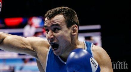 Радослав Панталеев с бронз на Световното
