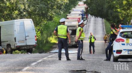 Тежка катастрофа край Шумен, две жени загинаха