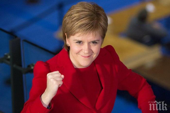 Шотландия отново заговори за независимост