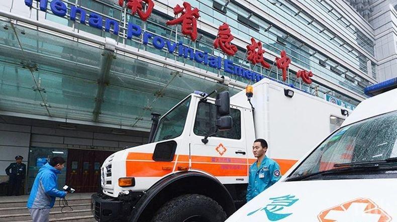 Десет загинали при инцидент с камион в Китай