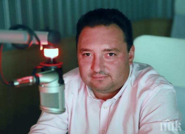 ИЗВЪНРЕДНО: Откараха с линейка генералния директор на БНР