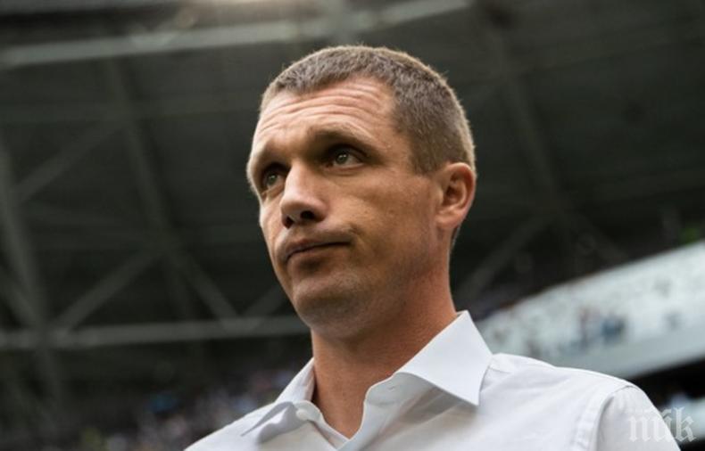Треньорът на ЦСКА Москва засипа със суперлативи Лудогорец
