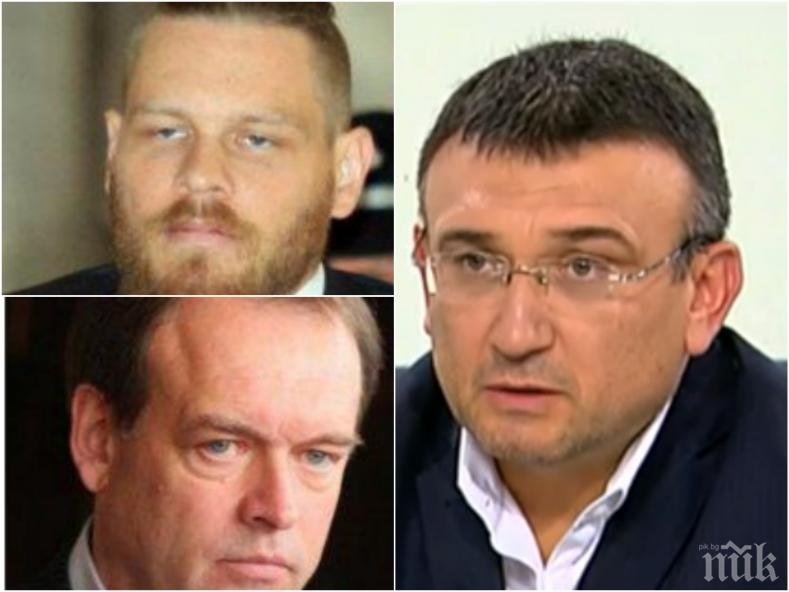"""ГОРЕЩИ ТЕМИ: Младен Маринов заговори за промяна на предсрочното освобождаване заради Полфрийман и разкри какво се случва с барикадиралия се в """"Овча купел"""" въоръжен мъж"""