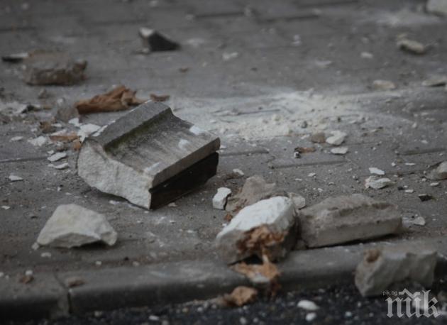 Девет ранени от мощен взрив в австрийско село