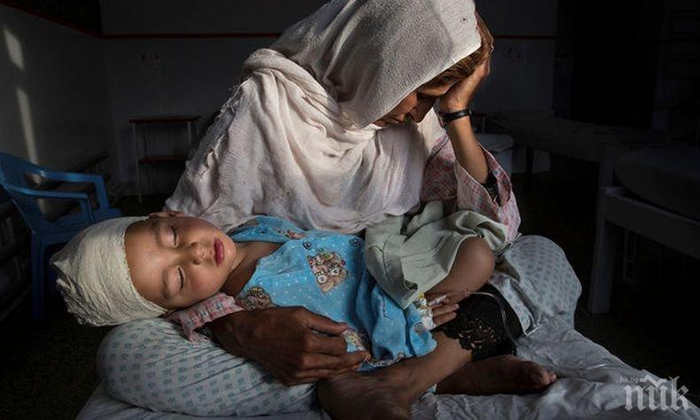 КРЪВ: 35 убити и много ранени на сватба в Афганистан - армията взела празнуващите за талибани
