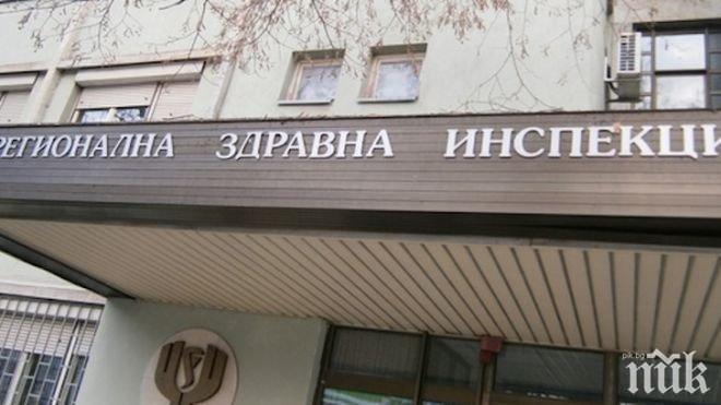 329 инспекции са извършени от служители на РЗИ – Варна