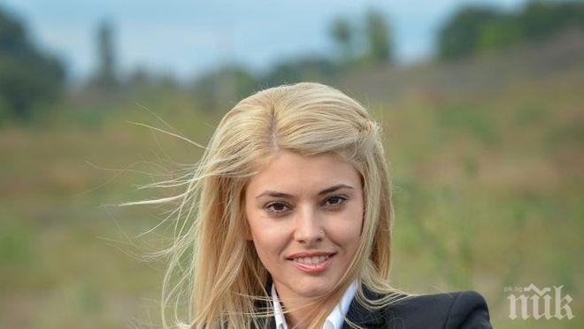 Зъбобол измъчва Ева Веселинова