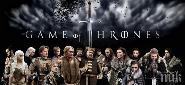 Драконите от предисторията на Игра на тронове превземат Ел Ей и Лондон