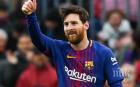 Поредно признание за Лионел Меси: Аржентинецът спечели наградата FIFA The Best