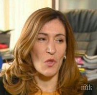 Министър Ангелкова обясни какво се случва след фалита на оператора