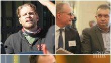 РАЗКРИТИЕ НА ПИК: Полфрийман отлита за Австралия преди делото във ВКС - Лозан Панов го насрочил за след месец, за да има време да се извади паспорт на убиеца на Андрей Монов