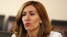 """Ангелкова: Предприемаме допълнителни мерки за туристите на """"Томас Кук"""" в България"""