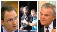 Румен Петков избухна срещу съда за пускането на Полфрийман: Решението е вулгарно - цинично, Калпакчиев няма нито срам, нито морал