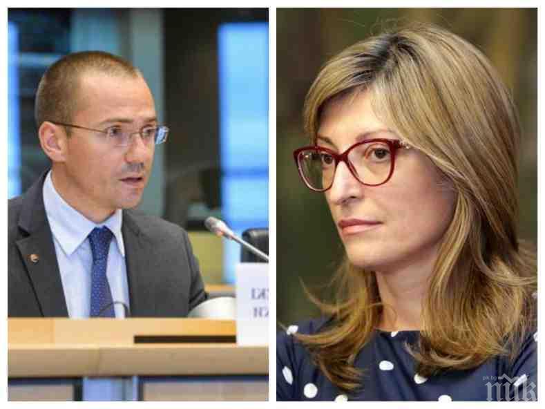 Джамбазки захапа Захариева заради конвенцията за децата: Родителите са на първо място! Държавата не може да има равни права