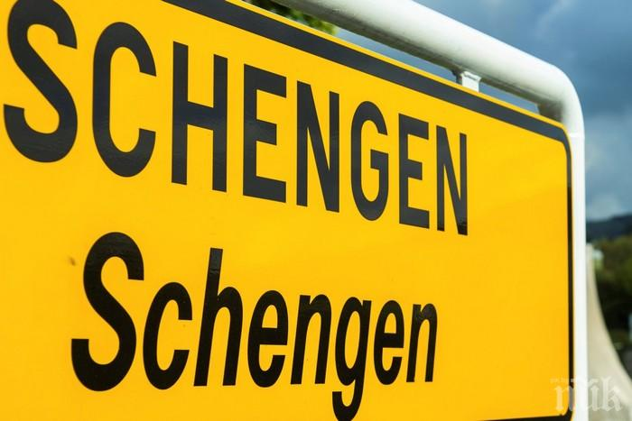 Словения блокира Хървания за Шенген