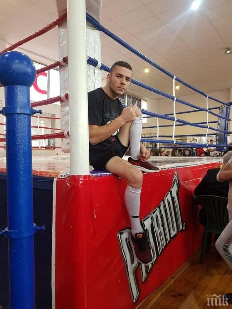 Инфаркт покосил издъхналият в Албания боксьор Борис Станчов