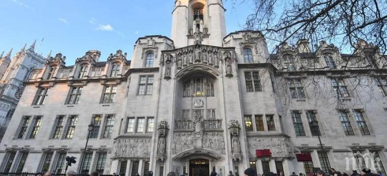 Върховният съд на Великобритания ще обяви решението си за разпускането на парламента