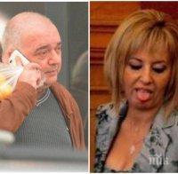 ДА Е ЯСНО: Бабикян, който пише, че Караянчева е била без бельо след катастрофата, прави кампанията на Мая Манолова!