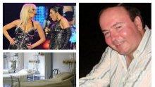 ДРАМА В ПИК TV: Два месеца спонсорът на чалга дивите се борил за живота си - Ангел Тенев бил на командно дишане преди да издъхне