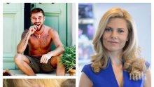 САМО В ПИК: Стана ли Деси Банова дизайнер на Миро Каризмата? Приписаха нова длъжност на президентската съпруга заради... (ВИДЕО)