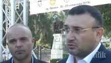 Младен Маринов с горещ коментар за експулсирането на Полфрийман
