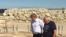 Министър Боил Банов на посещение в Солницата край Провадия (СНИМКИ)