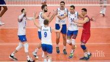 Отборът на Сърбия се класира за финала на Евроволей 2019