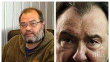 ЧЕРЕН ПОНЕДЕЛНИК: Страшна трагедия за големия актьор Васил Михайлов! Петко войвода загуби сина си 4 години, след като си простиха