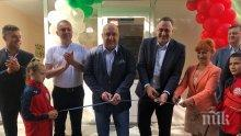 Министър Кралев откри обновени спортни обекти във Варна (СНИМКИ)