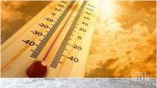 СЕПТЕМВРИ СИ ОТИВА С ЖЕГА: Горещо началото на новата седмица - ето къде ще е най-топло (КАРТА)