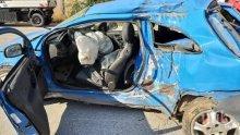 Тежката катастрофа в Пловдив: Шофьорът убил двама си приятели е карал пиян