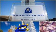 САМО В ПИК: ЕЦБ завърта печатницата на пари отново! Топ банкерите в Европа притеснени – ще избягат ли инвеститорите от банките и ще има ли нови фалити?