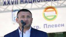 """Младен Маринов даде старт на 27-я Национален конкурс """"Пътен полицай на годината"""" (СНИМКИ)"""