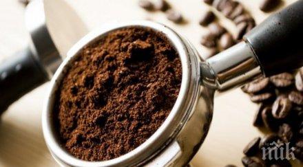 Бием гърците по пиене на кафе - най-големите консуматори са германците