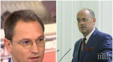 Проф. Атанас Семов посече Калпакчиев: Това решение бе нередно - поправянето на Полфрийман не е очевидно!